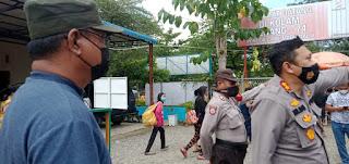 Pengunjung Kolam Renang Pondok Cabe Dibubarkan