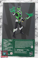 Power Rangers Lightning Collection Psycho Green Box 03