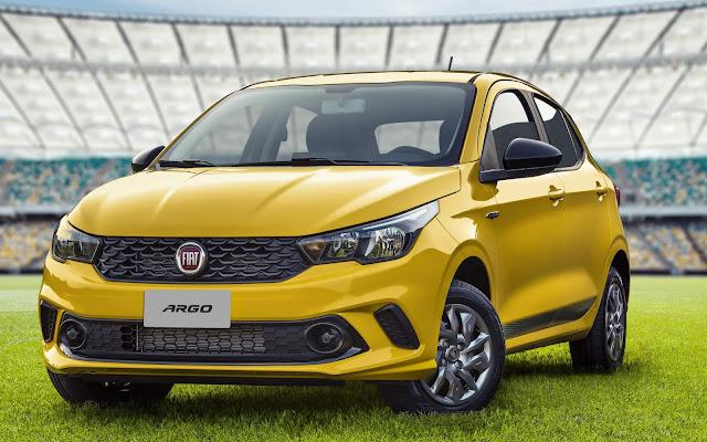 Fiat Argo 2020 Seleção