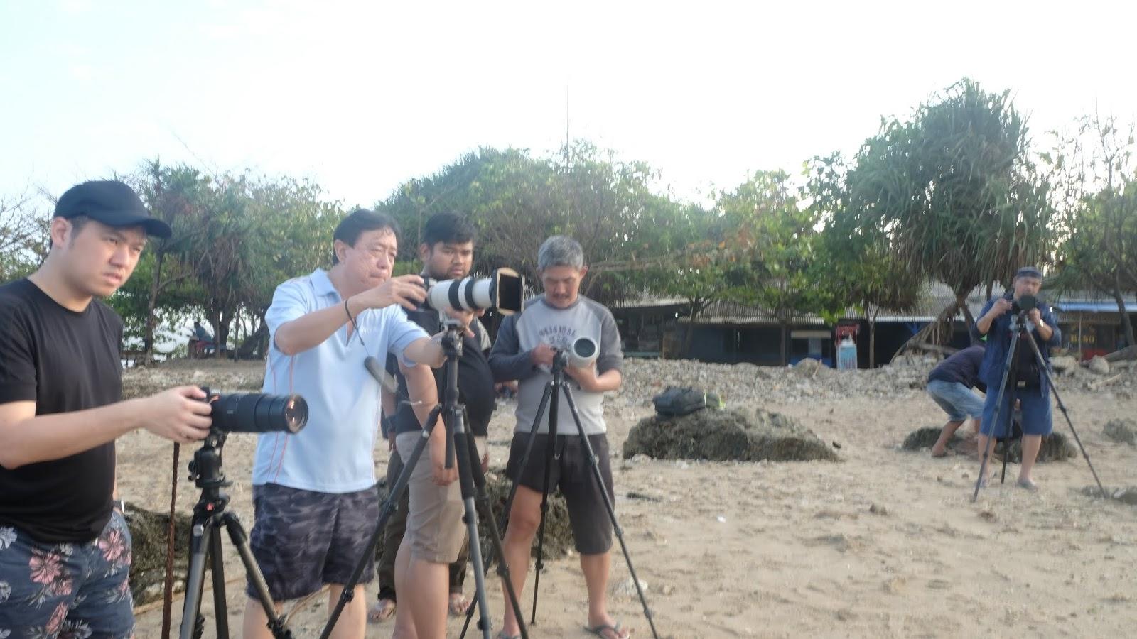 Astrophotography Bersama Guru-nya Sony