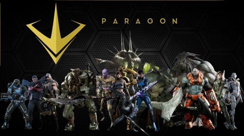 Escape Studios Animation Blog: Download Unreal Engine Paragon Assets