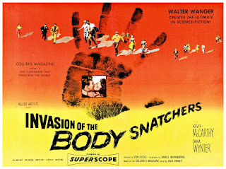 Invasion of the Body Snatchers communism