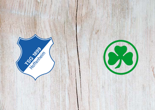 Hoffenheim vs Greuther Fürth -Highlights 22 December 2020
