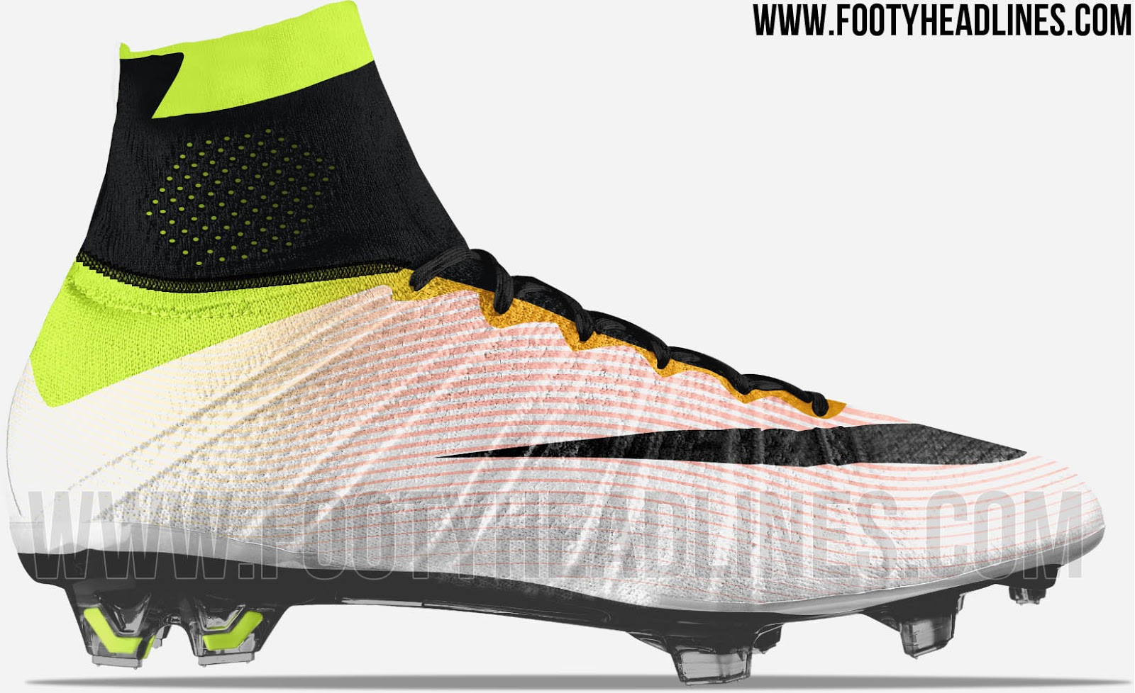 newest 4b9b9 709c4 Unique Nike Mercurial Superfly 2016 Multicolor Boots Leaked ...