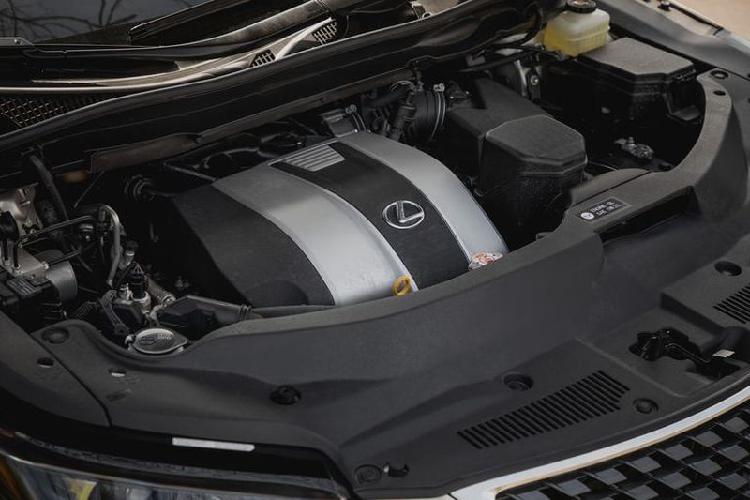 Chi tiết Lexus RX350L 2020 mới từ hơn 1,3 tỷ đồng