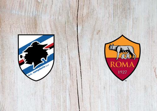 Sampdoria vs Roma -Highlights 02 May 2021