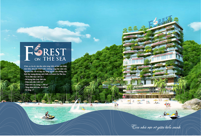 Forest On The Sea