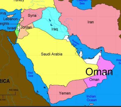ما هو الفرق بين الشرق الأدنى والشرق الأوسط؟