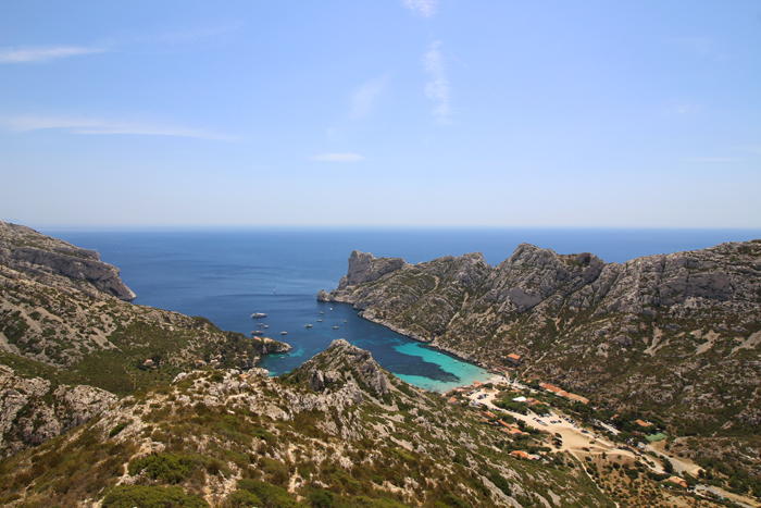Calanques, Marseille