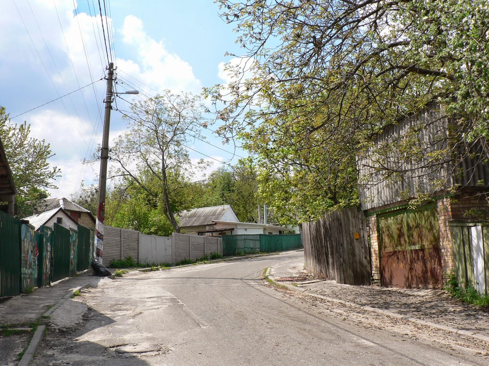 Улица-Закарпатская
