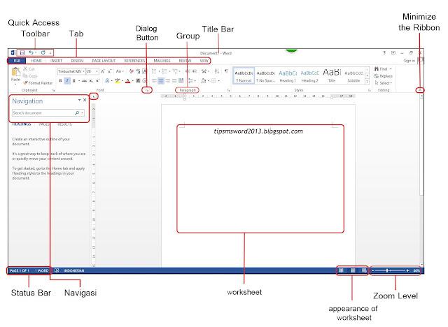 microsoft word worksheets