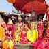 बजरंगबली  मंदिर का निर्माण: 1101 कन्याओं के द्वारा निकाली गई कलश शोभा यात्रा