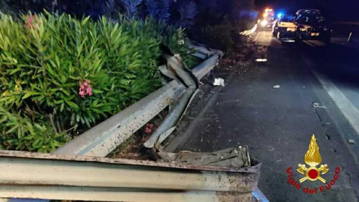 incidente Catania-Messina