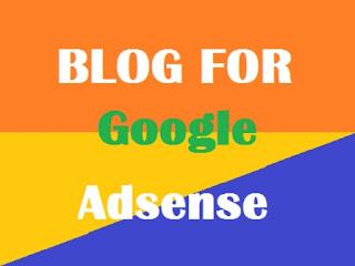 Kriteria Situs Blog Yang Cocok Untuk Google Adsense