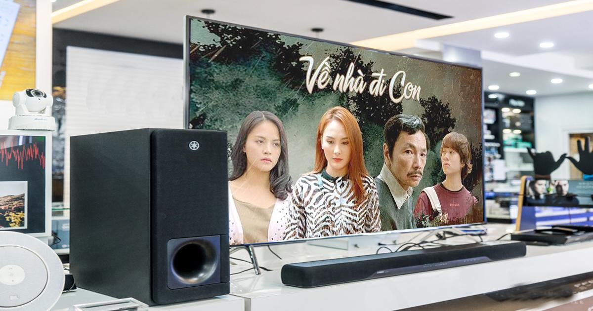Mua Loa TiVi Soundbar Yamaha YAS207