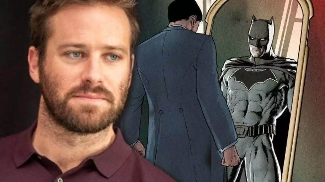 Nova foto revela como seria o capuz do Batman em 'Liga da Justiça Mortal'