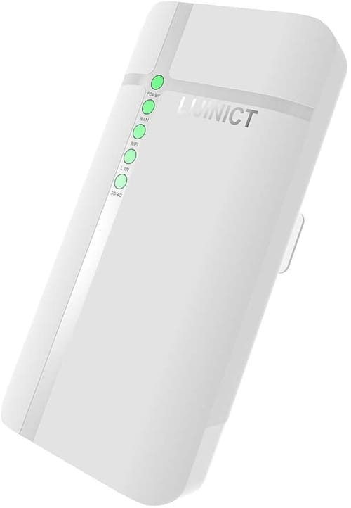 Review LIJINICT 4G LTE Router with SIM Card Slot