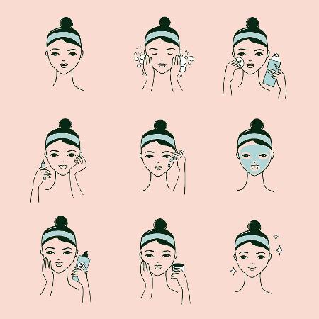 Rotina de Beleza Coreana: 10 passos Importantes
