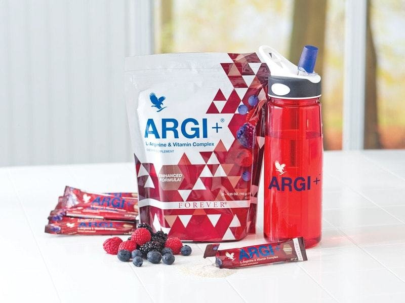 FOREVER PRODUCTS : 16 REASONS TO TAKE ARGI+ NUTRITIONAL