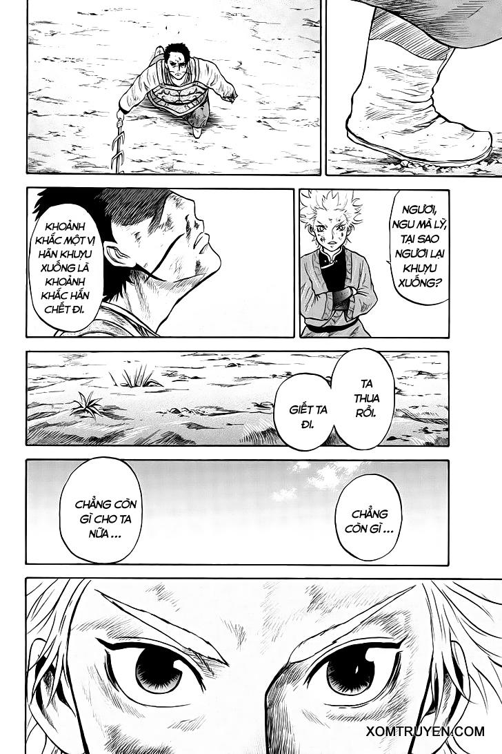 Horizon (okada takuya) chap 41 trang 8