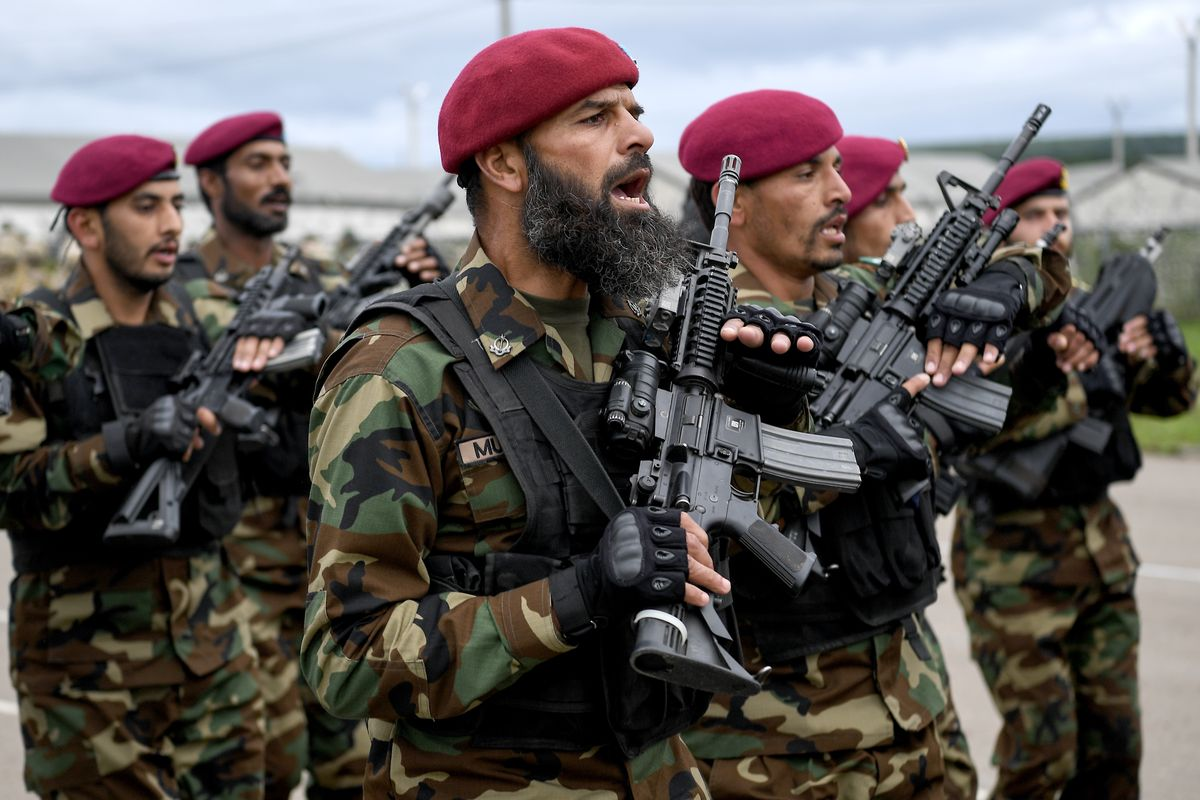 A stress reduction method for Pak military to become 'truly invincible', shed enmity