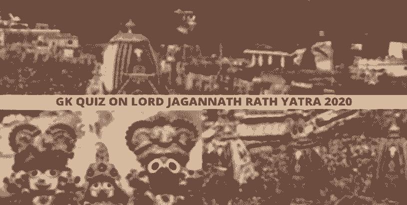 Quiz on Lord Jagannath Rath Yatra