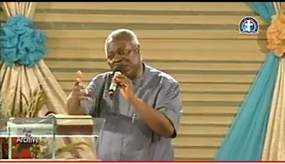 Pastor Kumuyi's message on: The Destruction Of The Destroyer