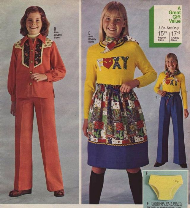 Did You Wear These in the u002770s? Fashion Trends That 1970s Kids Will Remember All Too Well ~ vintage everyday  sc 1 st  Vintage Everyday : childrens 70s costumes  - Germanpascual.Com