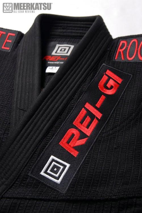 Gi Review: Rei gi Roger Gracie Edition Kimono ~ Meerkatsu's Blog