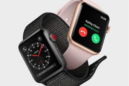 Perbedaan Jam Tangan iPhone Original dan KW