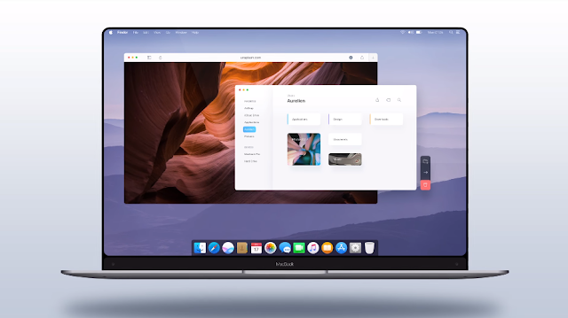 Elegante-concepto-diseño-sistema-operativo-mac-OS-Apple-futuro-2020
