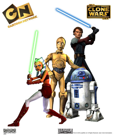 2 preview clips for star wars the clone wars episode 418 crisis on