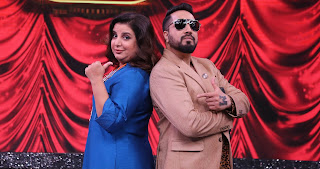 After Farah Khan tests positive for COVID-19, Mika Singh steps in for the ace filmmaker on Zee Comedy Show,Rajpal Yadav will be seen as a special guest this weekend !