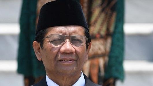 Pengangkatan Wakil Menteri Dituding Tak Sah, Mahfud MD Beri Penjelasan