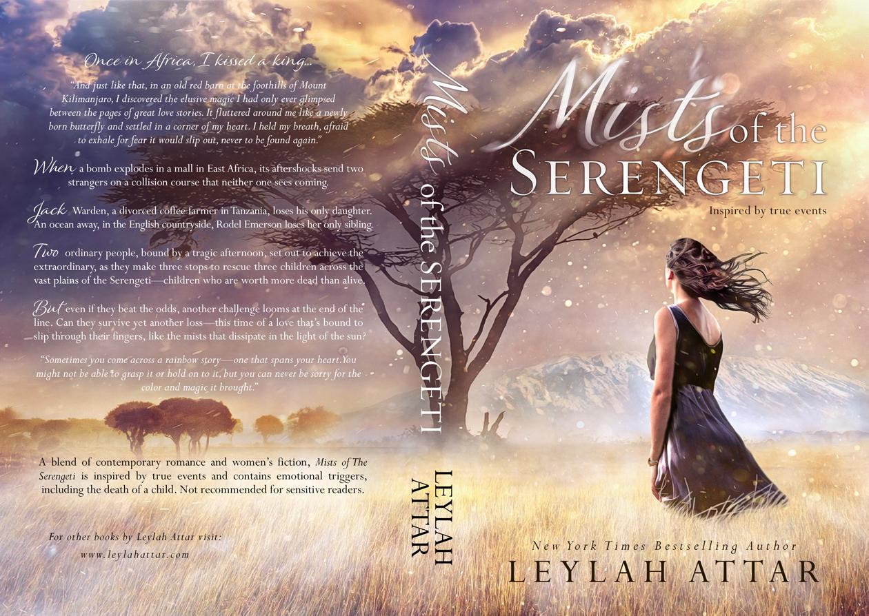 Leylah Attar: Mists of the Serengeti