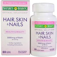 HAIR, SKIN & NAIL'S