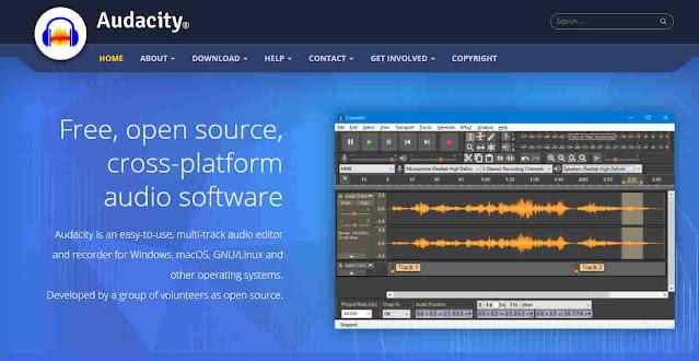 برنامج تسجيل الصوت للكمبيوتر مع مؤثرات عربي