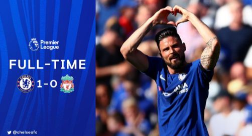 Chelsea vs Liverpool 1-0 Highlights #CHELIV
