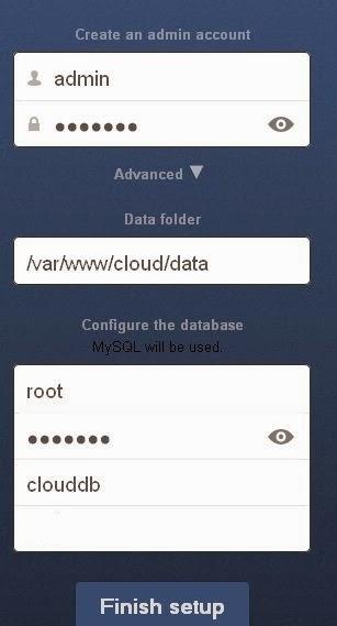 Cara Install Owncloud di Ubuntu Server 12.04