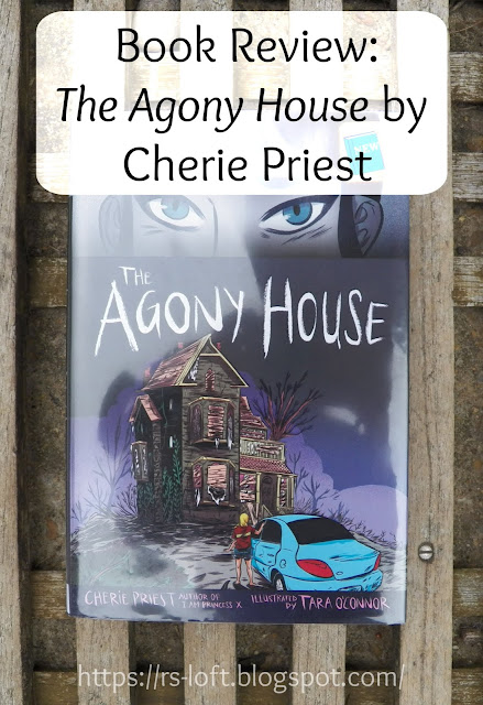 Book Review: The Agony House by Cherie Priest