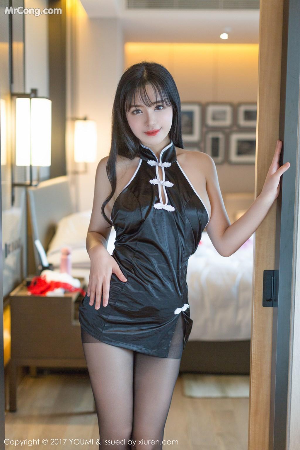 Image YouMi-Vol.074-Liu-Yu-Er-MrCong.com-008 in post YouMi Vol.074: Người mẫu Liu Yu Er (刘钰儿) (51 ảnh)