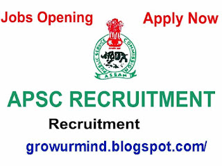 Assam Public Service Commission (APSC) Recruitment 2018: Last Date: 24/08/2018.    The Assam Public Service Commission will hold an examination for garnish off of 34 (thirty four) posts in Class-I, Grade III structure of Assam Finance Service including the post for spared characterizations in the refreshed pay size of P.B.- 4, Rs. 30,000/ - 1,10,000/ - with Grade Pay of Rs.12,700/ - notwithstanding unique settlements as satisfactory under principles against Advt.No.12/2018. APSC Recruitment 2018