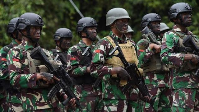 TNI Minta Ratusan Triliun Untuk Bangun Markas di Papua