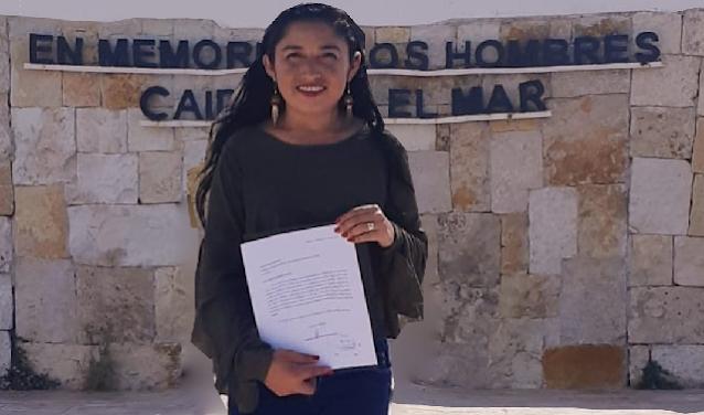 Periodo de coordinadora municipal de Carolina Manzano Sánchez ya había vencido