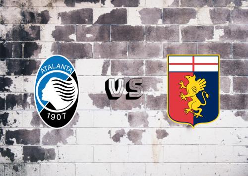 Atalanta vs Genoa  Resumen