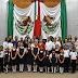 Visitan el Congreso niños y jóvenes de Río Bravo para conocer el desempeño de sus Diputados