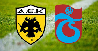 AEK - Trabzonspor