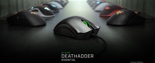 Vnthoibao đánh giá chi tiết chuột Razer Deathadder Essential