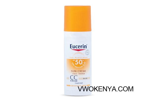 Kem Chống Nắng Eucerin Sun Tinted CC Cream SPF 50+