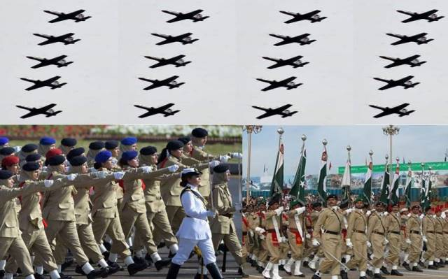 Pakistan Day Parade (23 March) has been Rescheduled